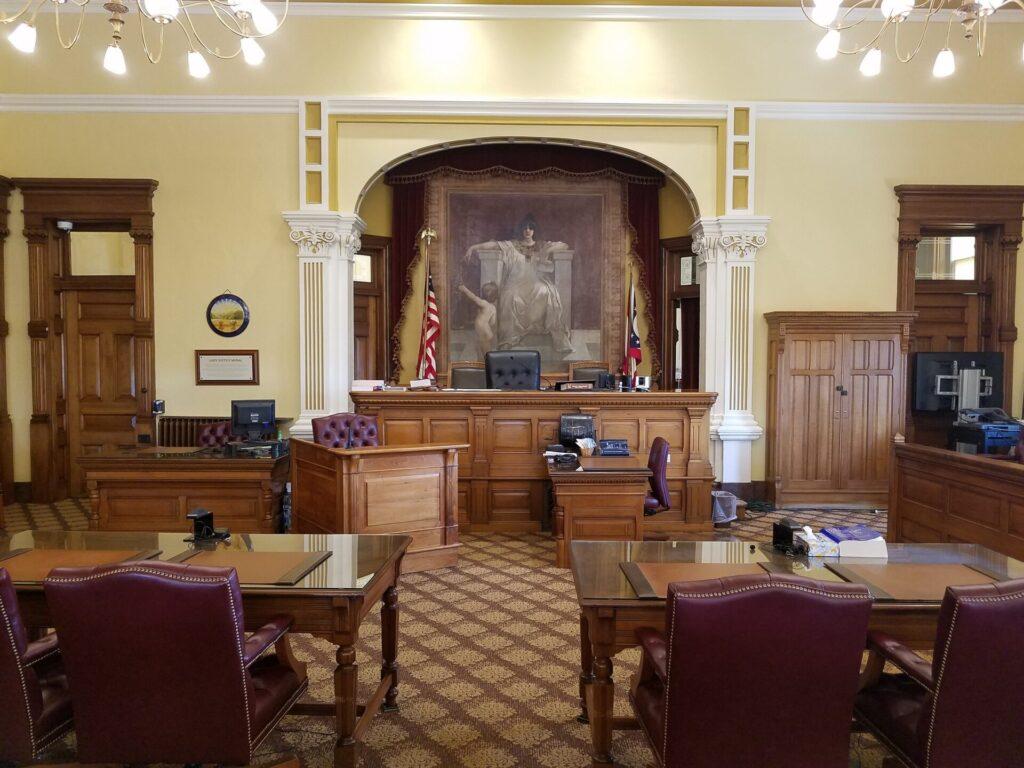 Municipal Court Lawyers New Jersey