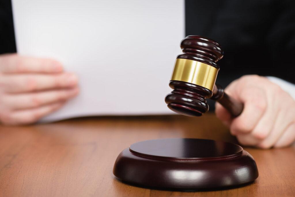 New Jersey Municipal Court Lawyer