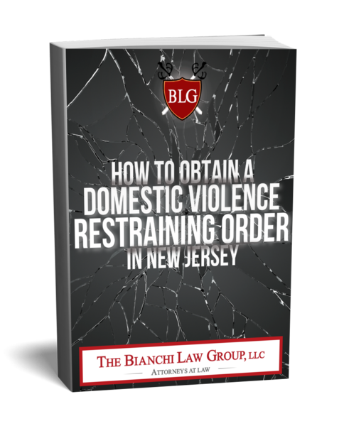 Book from The Bianchi Law Group, LLC about obtaining a restraining order